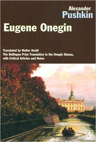 Eugene onegin essay