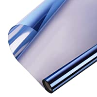 Deals on WochiTV Window Heat Control Anti-UV One Way Mirror Film
