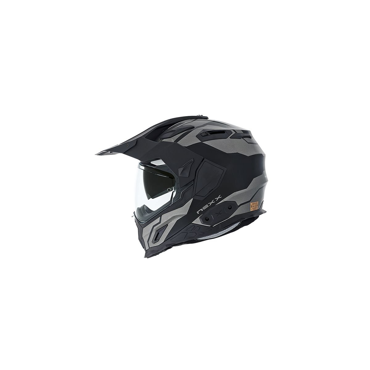 Amazon.com: NEXX X.D1 Baja Titanium Motorcycle Helmet (X Large): Automotive