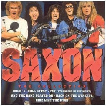 (The Collection by Saxon)