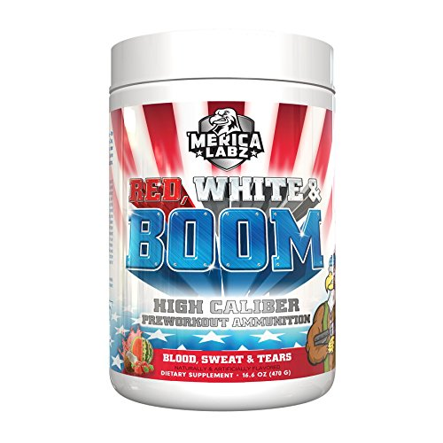 'Merica Labz Red, White & Boom | 25 Servings – Blood, Sweat & Tears For Sale