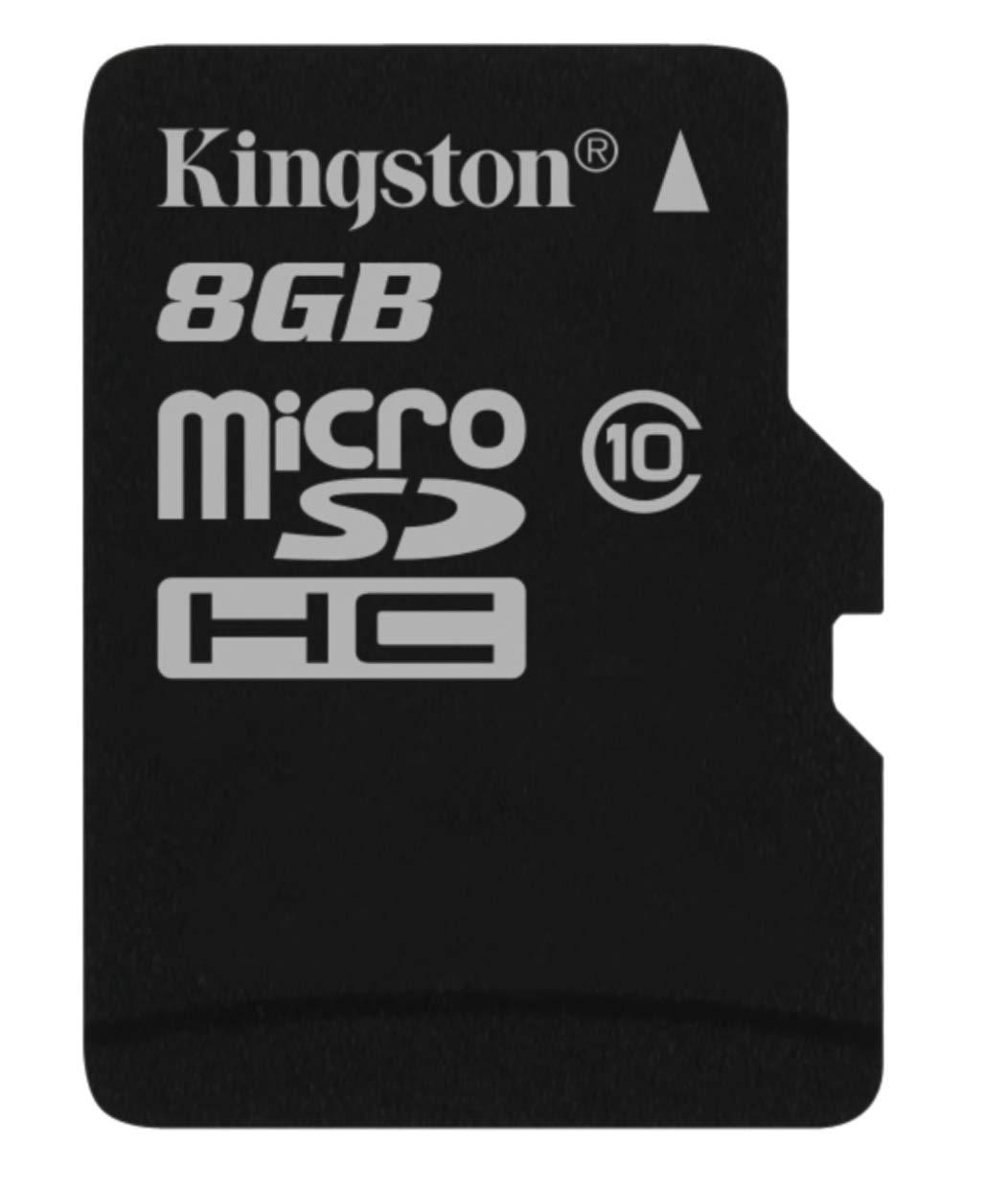 Kingston SDCX10/64GBSP - Tarjeta Micro SDXC de 64 GB, Clase 10 ...