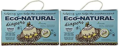 Broody Chick Eco-Natural Infant Diapers