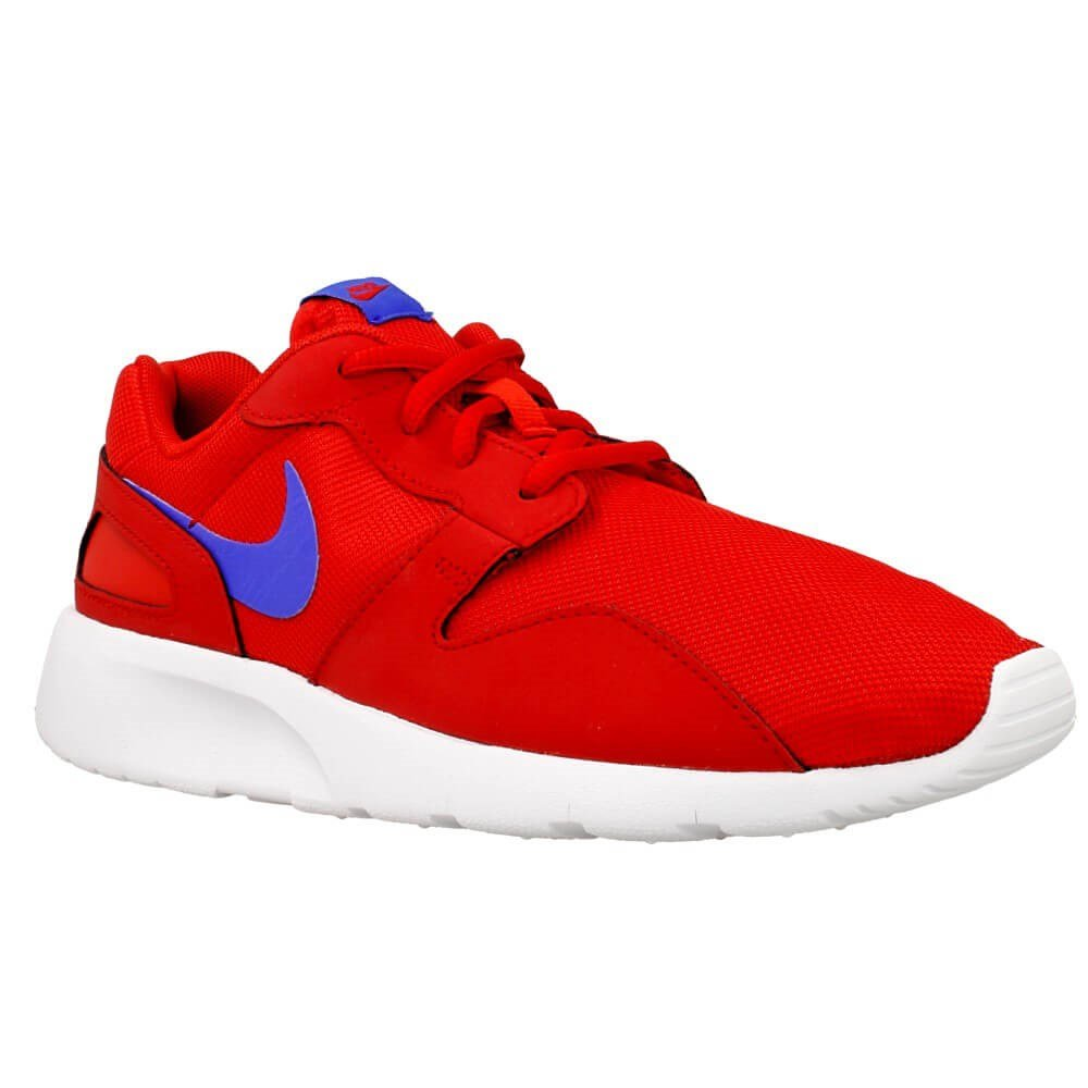 Nike Youths Kaishi Red Synthetic Trainers 37.5 EU