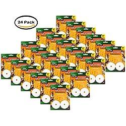 PACK OF 24 - Wild Harvest 8in1 Salt Wheels, 3 oz