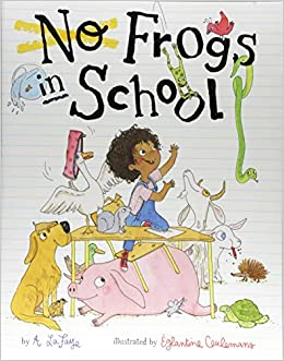 Image result for No Frogs in School