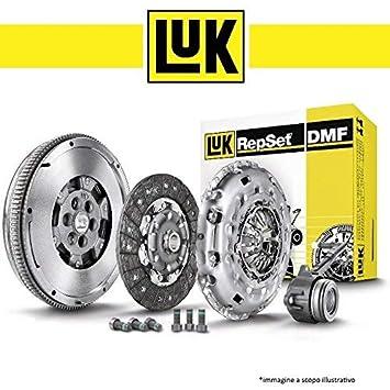 600 0185 00 Kit Embrague 3 piezas + Volante bimassa Original LUK 600018500: Amazon.es: Coche y moto