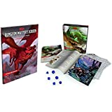 Dungeons & Dragons Starter Set plus Dungeon Master Screen: Fantasy D&D Roleplaying Game 5th Edition (RPG Boxed Game)