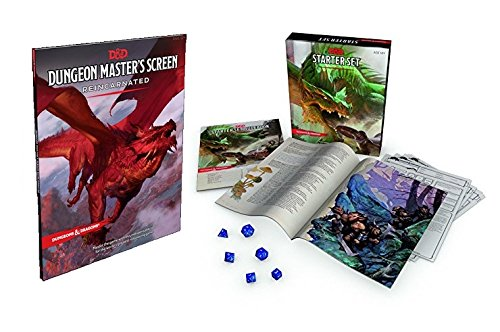 d and d 5th edition starter set - 3