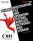 img - for Computer Forensics: Investigating File and Operating Systems, Wireless Networks, and Storage (CHFI), 2nd Edition (Computer Hacking Forensic Investigator) book / textbook / text book