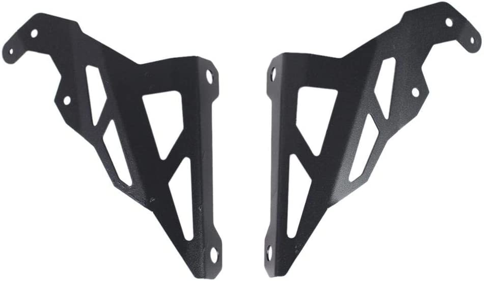 Domilay/Accesorios de La Motocicleta Modificaci/óN Faro Rejilla Protector Cubierta Protector para Suzuki V-Strom 650 Vstrom 650 2017-2019