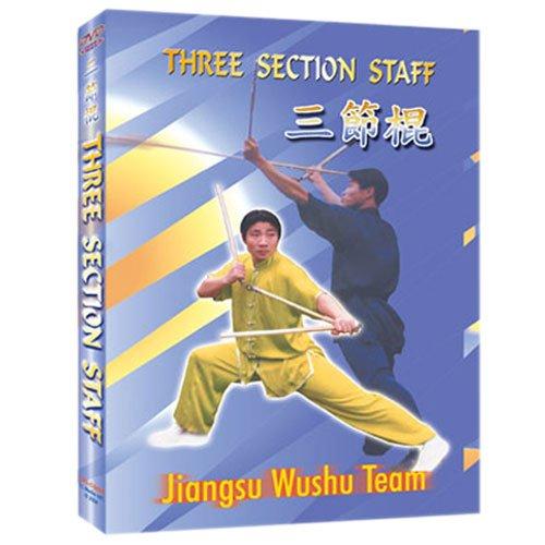 Three Section Staff