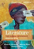 img - for Literature: The Human Experience: Reading and Writing book / textbook / text book