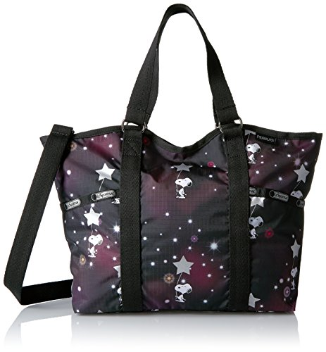 Snoopy Stars (LeSportsac Peanuts X Small Carryall, Snoopy in the)