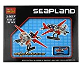 Decool 3337 116pcs Transport Series Helicopter