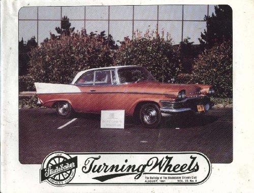 Studebaker TURNING WHEELS sedans & wagons 8 (1991 Wagon)