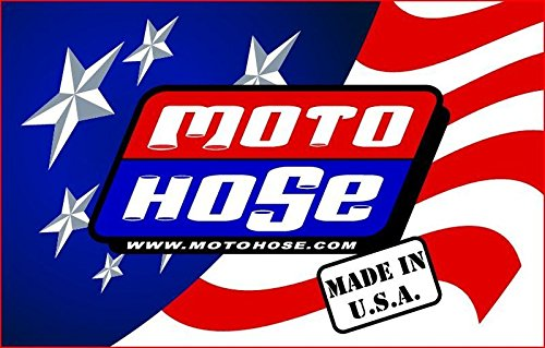 - Moto Hose Kawasaki KXF450 2016 Hose Kit GREEN