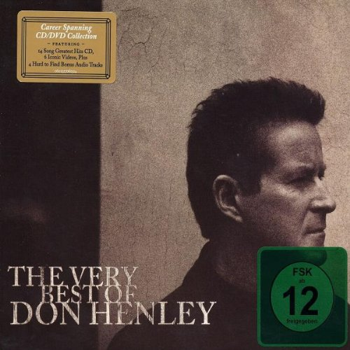 CD : Don Henley - Very Best of (With DVD, Deluxe Edition, Brilliant Box, O-Card Packaging, 2 Disc)