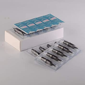 20PCS cartuchos de agujas,agujas de tatuaje cartucho de caja,RS ...