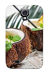 Case New Arrival For Galaxy S4 Case Cover - Eco-friendly Packaging(WzYjNMC704MjIFE)