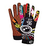 Optimum Unisex Junior Velocity Thermal Rugby Gloves, Street II, Small