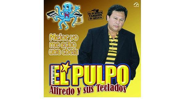 Mejor Yo Me Echo Una Chela: El Pulpo Y Sus Teclados: Amazon ...
