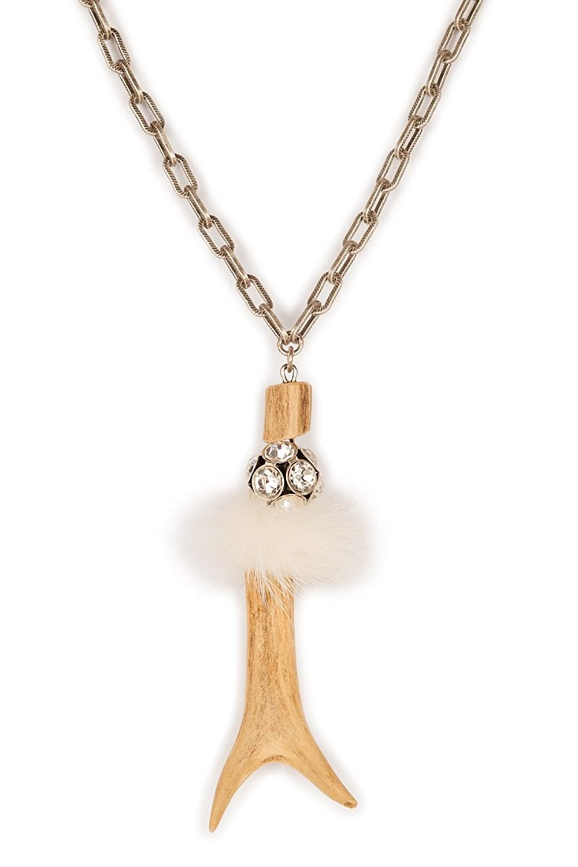 Damen Trachten Halskette - HORNY -