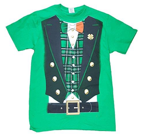 St. P (Leprechaun Costumes Tshirt)