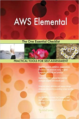 AWS Elemental: The One Essential Checklist