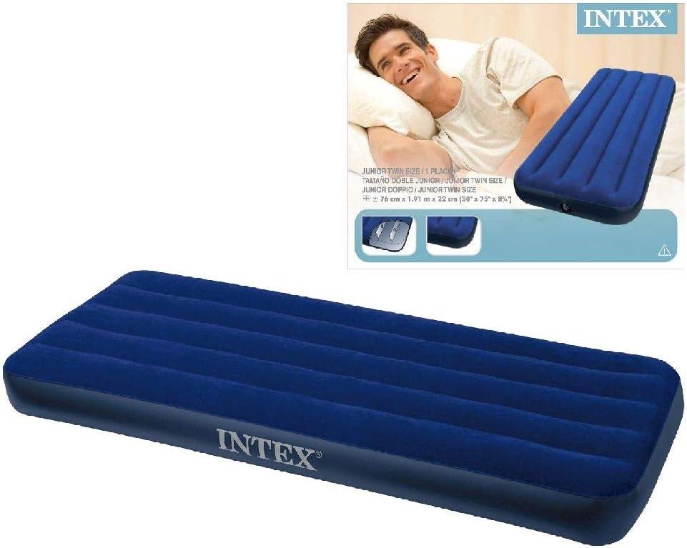Intex 68950 - Colchón hinchable Classic individual 76 x 191 x 22 cm