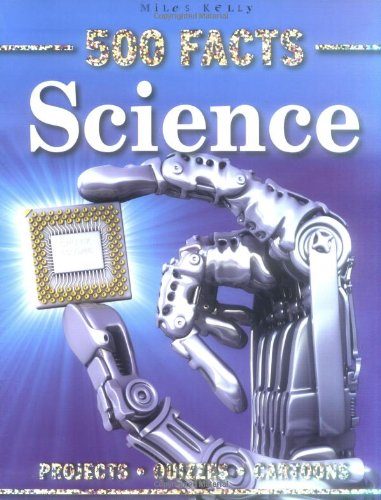 Download 500 Facts Science pdf