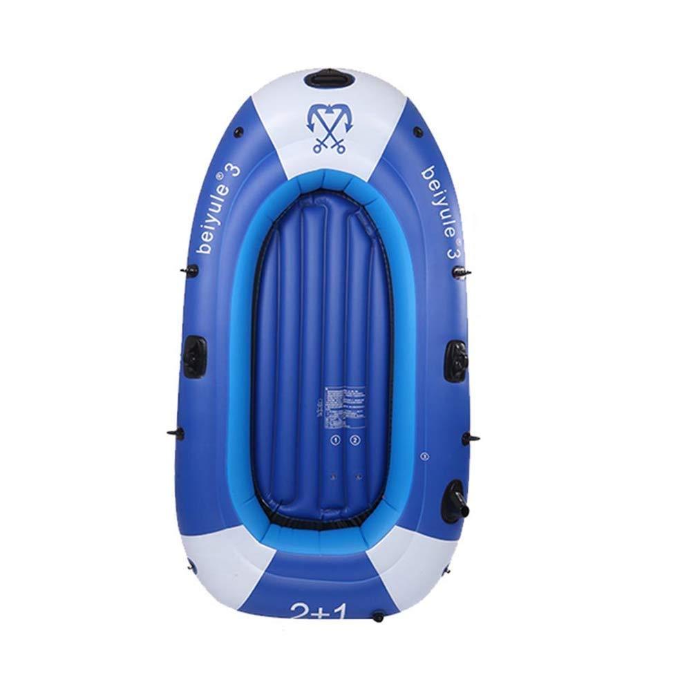 SS Boat Kayak Bote Inflable, Grueso Y Portátil, Adecuado ...