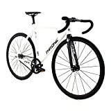 Throne Phantom (Limited) Series Complete Track Bike (50, White)