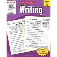 (进口原版)  Scholastic Success with Writing, Grade 5