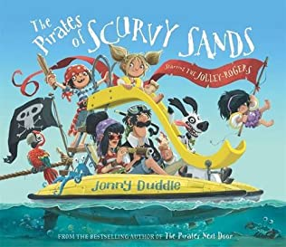 book cover of The Pirates of Scurvy Sands