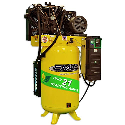 7.5 HP Smart Air Compressor, Variable Speed, Single Phase, I