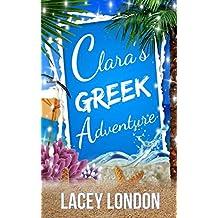 Clara's Greek Adventure (Clara Andrews Series - Book 11)