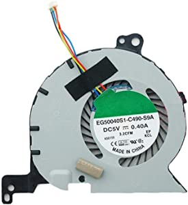 GAOCHENG Laptop CPU Cooling Fan for DELL for Latitude E7450 P40G EG50040S1-C490-S9A DC5V 0.4A New