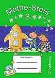 Mathe-Stars - Regelkurs: 3. Schuljahr - Übungsheft: Mit Lösungen