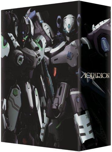 Genesis of Aquarion DVD BOX