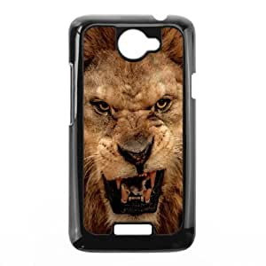 DIY Printed Lion hard plastic case skin cover For HTC One X SN9V792179