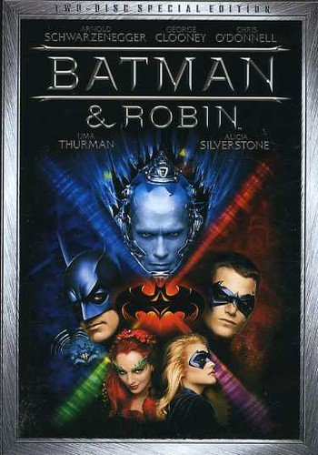 (Batman & Robin (Two-Disc Special Edition))