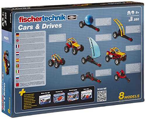 Fischertechnik Car and Drives by fischertechnik (Image #2)