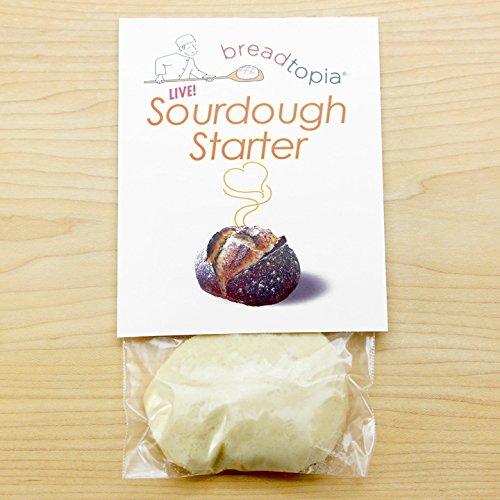 Breadtopia Sourdough Starter (Live)