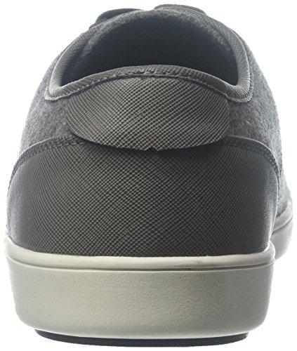 Steve Madden Mens Fasto Sneaker Grijze Stof