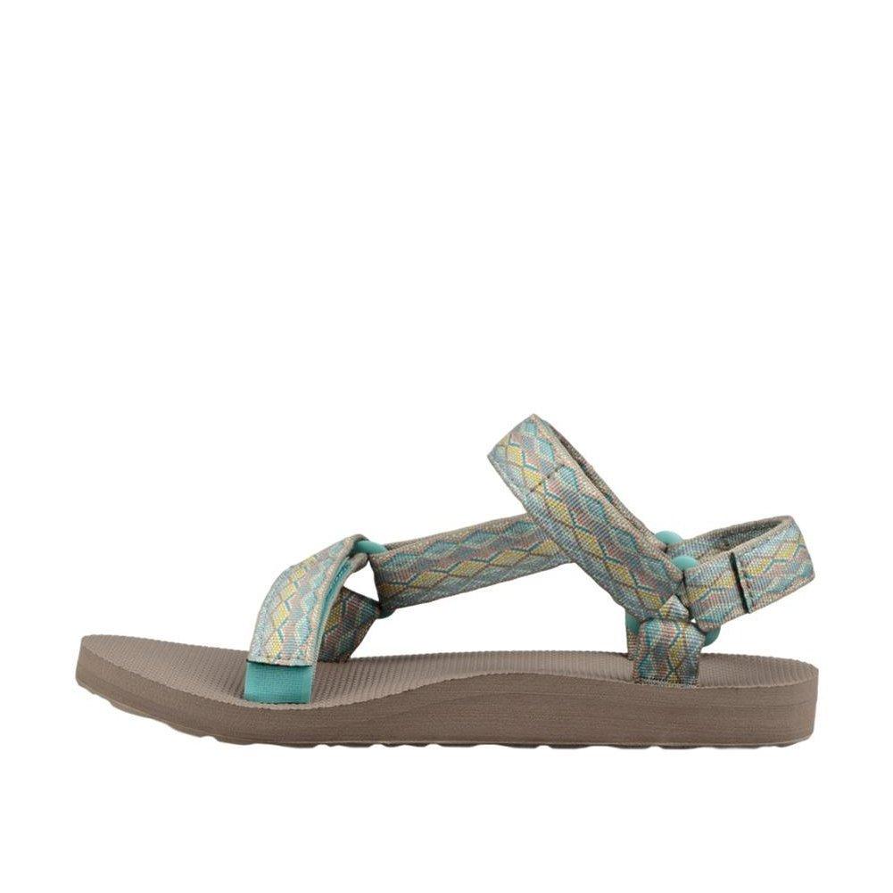 Teva Women's D(M) Original Universal Sandal B07C9GFPXJ 7 D(M) Women's US|Miramar Fade Sage-multi d0fe96