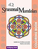 42 Seasonal Mandalas, Wolfgang Hund and Monika Helwig, 0897933370