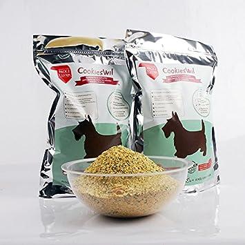 Alimento deshidratado para perros Pollo y Huevo