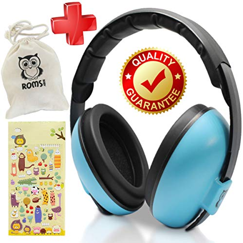 Noise Cancelling Baby Ear Protection Baby Earmuffs for sale  Delivered anywhere in USA