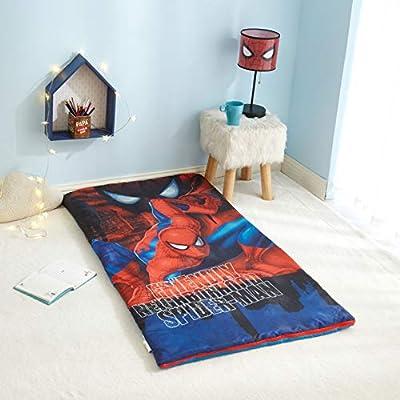 Marvel Spiderman Slumber Bag Set: Toys & Games